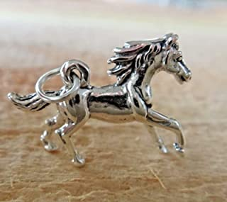 sterling silver horse charms wholesale