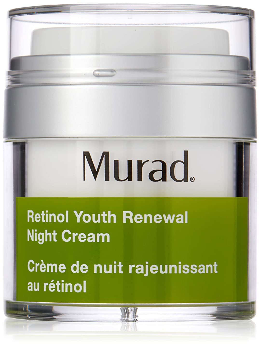 謎めいた移動する初期のMurad Retinol Youth Renewal Night Cream 50ml