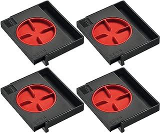 Bessey AV2 Adjustable Flooring Edge Spacing Tool, Red/Black