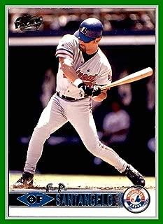 1999 Pacific #269 F.P. Santangelo Montreal Expos Washington Nationals Analyst