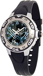 Marvel Kids' MA0108-D383-Black Marvel Wolverine Spectrum Watch