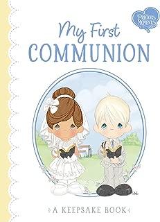 My First Communion: A Keepsake Book