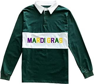 Best mardi gras rugby shirt long sleeve Reviews