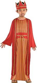 Amscan Balthazar Boys Child Religious Wise Man Costume