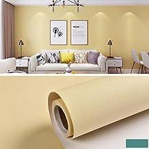 0.6X5m Wallpaper Roll, Self Adhesive Wall Paper, Bedside Background Wall Master Bedroom Waterproof, Moisture-proof, Milde...