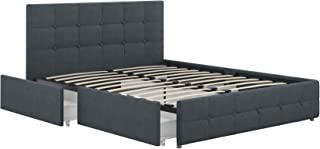 phoenix upholstered bed