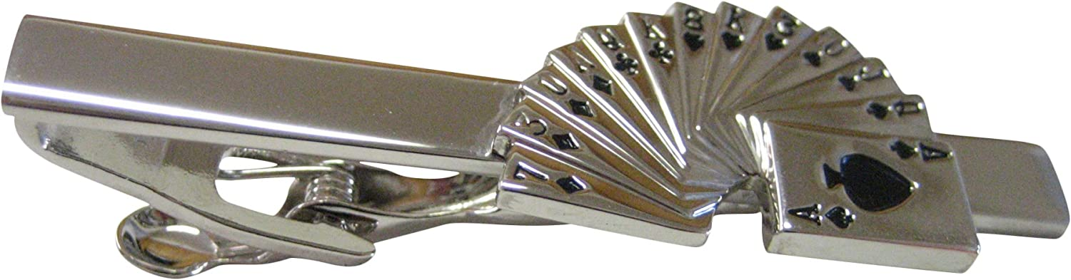 Playing Cards Tie Clips