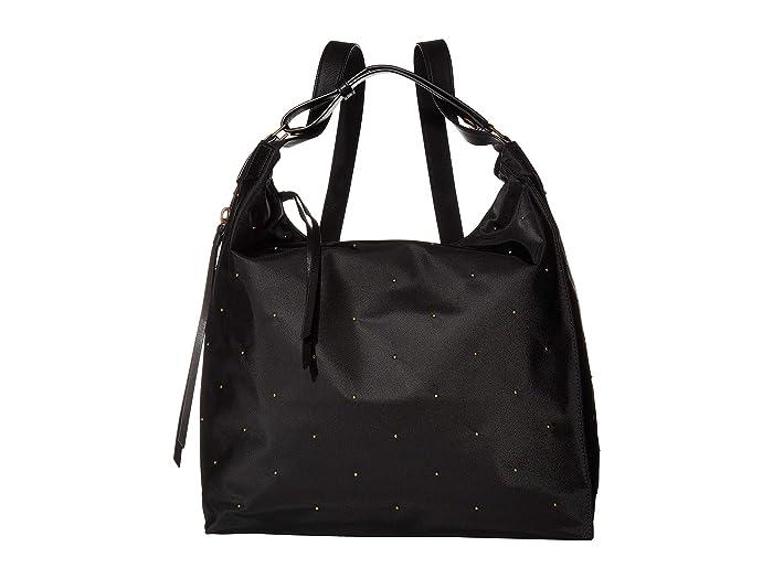 AllSaints  Nilo Stud Backpack (Black) Backpack Bags