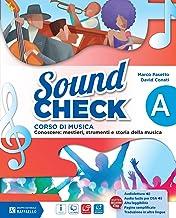 Scaricare Libri Sound check. Vol. A-B-Pieghevole accordi-Mio book. Per la Scuola media. Con e-book. Con espansione online PDF