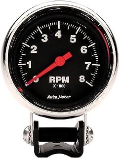 AUTO METER 2893 Performance Tachometer,2.625 in.