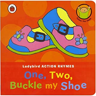 Ladybird Action Rhymes: One, Two, Buckle My Shoe