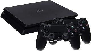 PlayStation 4 (PS4) - Consola de 1 TB + 2 Dual Shock 4 Wireless Controller - nuevo chasis