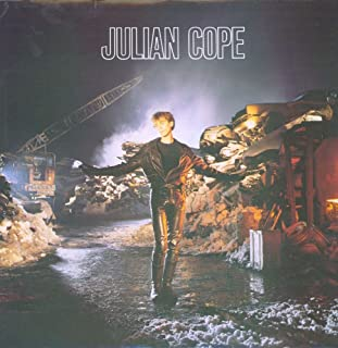 Julian Cope - Saint Julian - Island - ISL 1128 - Canada - Original Inner Sleeve NM/NM LP