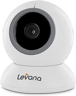 Levana Alexa Fixed Camera, White