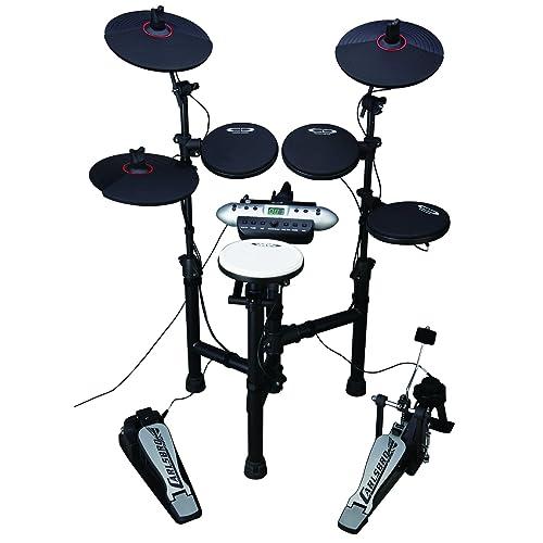 Carlsbro CSD130 Digital Drum Kit, Black