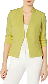 Calvin Klein Women's Single Button Jacket
