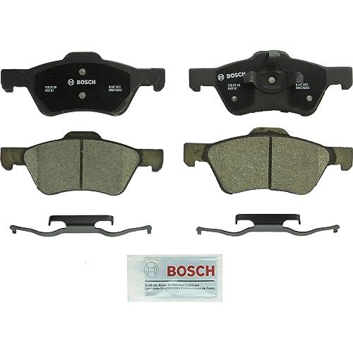 KT061041 Fits: 2005-2012 Ford Escape 2005-2011 Mercury Mariner /& Mazda Tribute Max Brakes Front Premium Brake Kit OE Series Rotors + Ceramic Pads