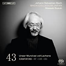Best bach cantata 43 Reviews