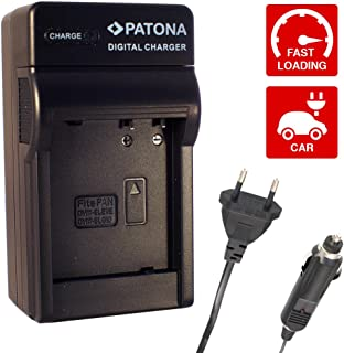 Suchergebnis Auf Für Panasonic Lumix Dmc Gf5 Ladegeräte Akkus Ladegeräte Netzteile Elektronik Foto