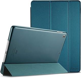 ProCase Funda Inteligente para iPad Mini 2019, Carcasa Folio Ligera y Delgada con Smart Cover/Reverso Translúcido Esmerilado/Soporte, para Apple iPad Mini 5ª Generación –Verde Azulado