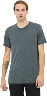 Canvas Unisex Crew Neck Triblend Short Sleeve Tee