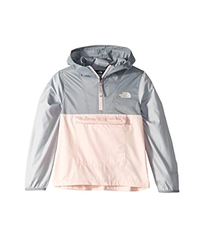 The North Face Kids Fanorak (Little Kids/Big Kids) (Pink Salt) Girl