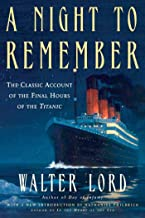 Night to Remember (Holt Paperback) PDF