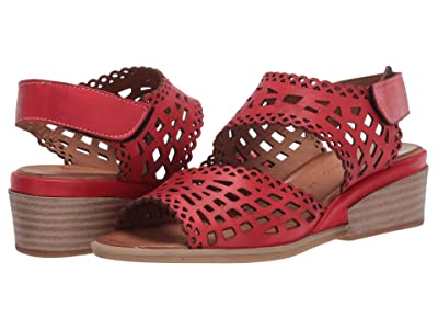 Spring Step Petra (Red) Women