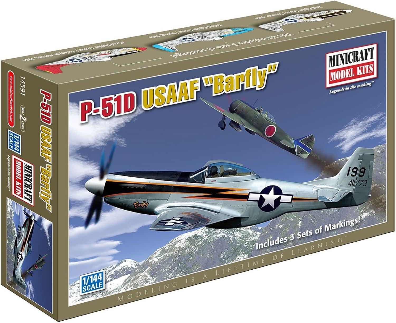 Minicraft 14591 - P-51D Mustang Bar Fly