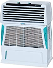 Symphony Touch 55 Room Air Cooler 55-litres with Double Blower, 4-Side Cooling Pads, Cool Flow Dispenser, Fully Closable l...