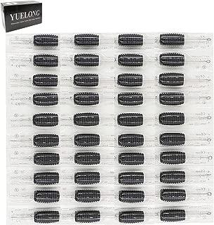 Tattoo Needles and Tubes Combo - Yuelong 40PCS 25mm 1