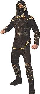 Rubie's Official Avengers Endgame Hawkeye, Deluxe Adult Mens Costume - Size Standard/Medium