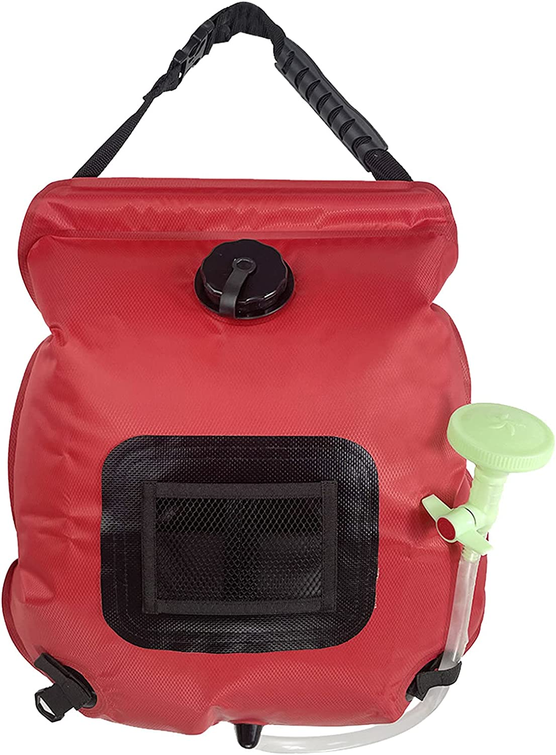Solar Shower Bag 5 Max 54% OFF Gallons Surprise price 20L Heating Hot Portable Water Campi