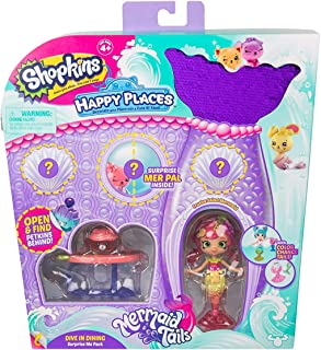 Shopkins Happy Places Surprise Me Pack - Dive in Dining