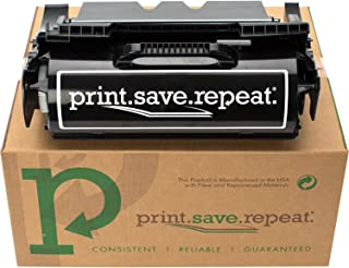 Print.Save.Repeat. Lexmark 64004HA High Yield Remanufactured Label Applications Toner Cartridge for T640, T642, T644 [21,000 Pages]