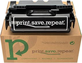 Print.Save.Repeat. Lexmark 64035HA High Yield Remanufactured Toner Cartridge for T640, T642, T644 [21,000 Pages]