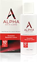 Best lotions containing alpha hydroxy acids Reviews