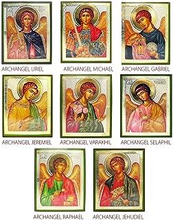 icon of archangel raphael