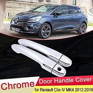 Carcasas espejo derecho para Renault Captur Clio 4 IV espejo cubierta Cover DEC