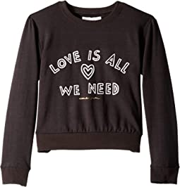 Love All Classic Crew Neck (Toddler/Little Kids/Big Kids)