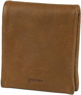 [ゲンテン] genten 40700 Gソフト 二つ折り財布 GE-35982