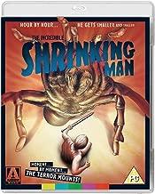 The Incredible Shrinking Man UK region B PAL format
