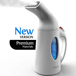 iSteam Steamer for Clothes [Home Steam Cleaner] Powerful...