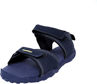Lotto Tonnia Unisex Dark Navy Sandals and Floaters