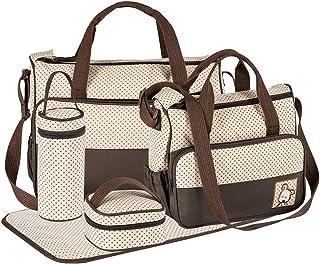 Amazon.es: bolsos bebe para carro marron - 2 estrellas y más