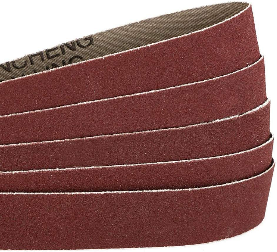 CAIDAIYL 10 Pieces At the price Translated of surprise 25760mm Sanding 10pcs Grit 150 Belt 1