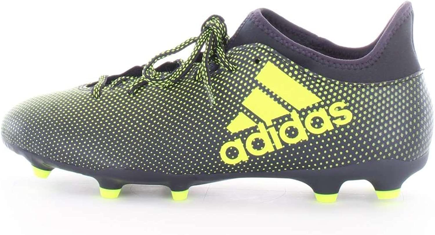 Adidas Men's X17.3 FG Football Boots - Ink Yellow