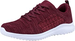 YILAN Womens Fashion Sneakers Breathable Sport Shoes