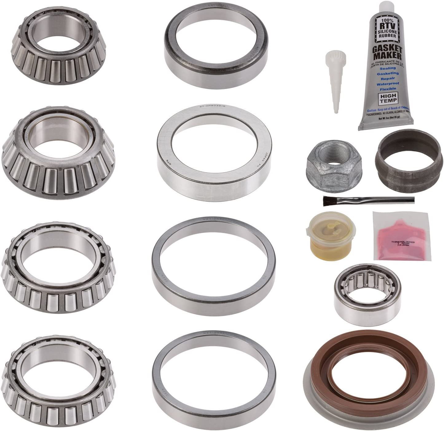 National RA-325-B Louisville-Jefferson discount County Mall Axle Differential Bearing Kit Seal and