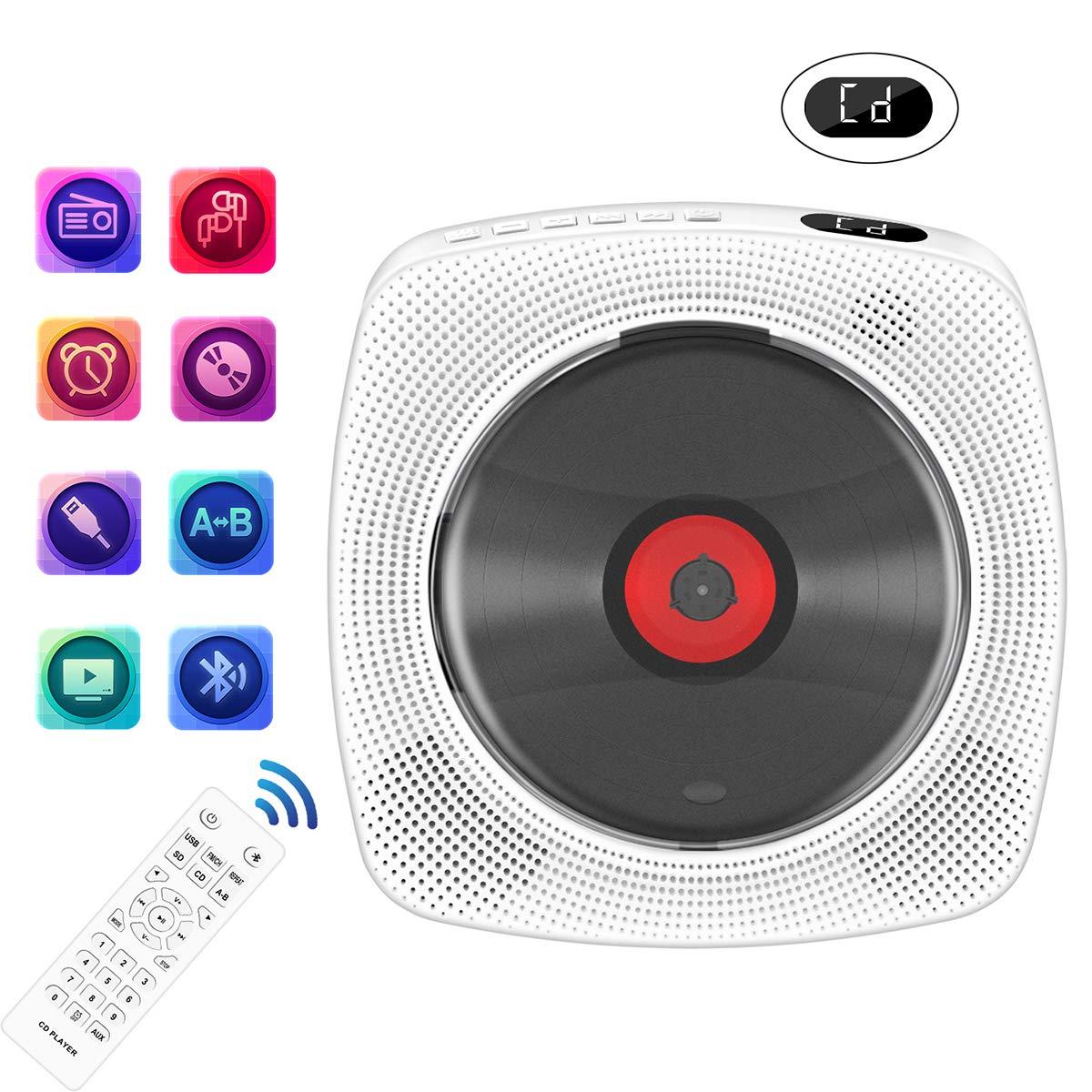 Portable Bluetooth Mountable Headphone Inteli Topia